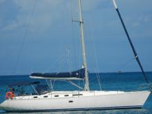 Dufour Yachts Dufour 45 Classic : Mouillage en Guadeloupe